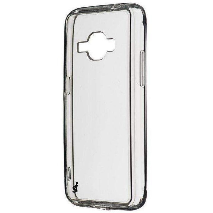 Superfly Soft Jacket Air Samsung Galaxy J1 (2016) Cover (Clear)