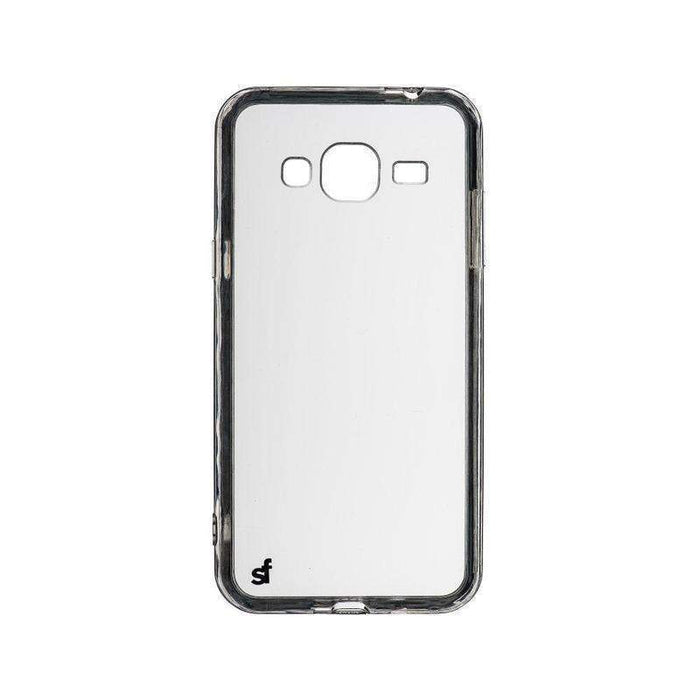 Superfly Soft Jacket Air Samsung Galaxy J3 (2016) Cover (Clear)