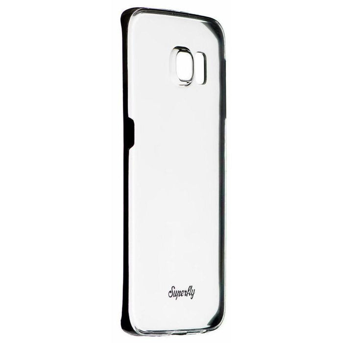 Superfly Soft Jacket Air Samsung Galaxy S6 Edge Cover (Black)