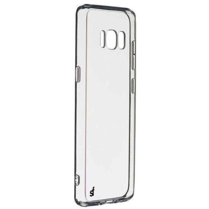Superfly Soft Jacket Air Samsung Galaxy S8 Cover (Clear)
