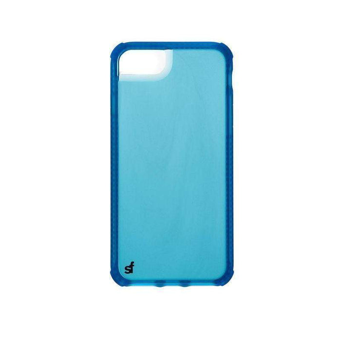 Superfly Soft Jacket iPhone 7/8 Cover (Blue)