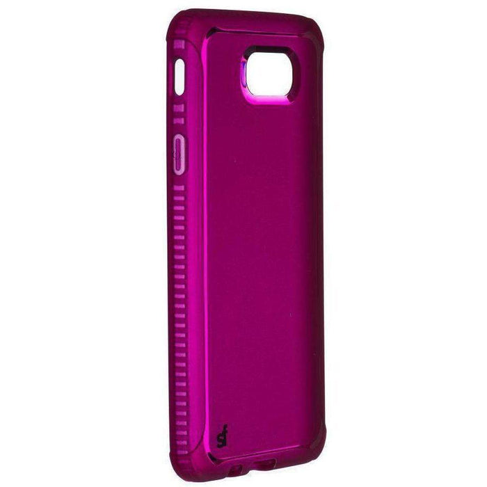Superfly Soft Jacket Samsung Galaxy J7 Prime Cover (Purple)