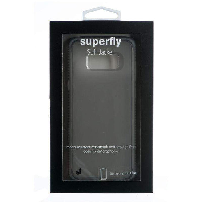 Superfly Soft Jacket Samsung Galaxy S8 Cover (Black)