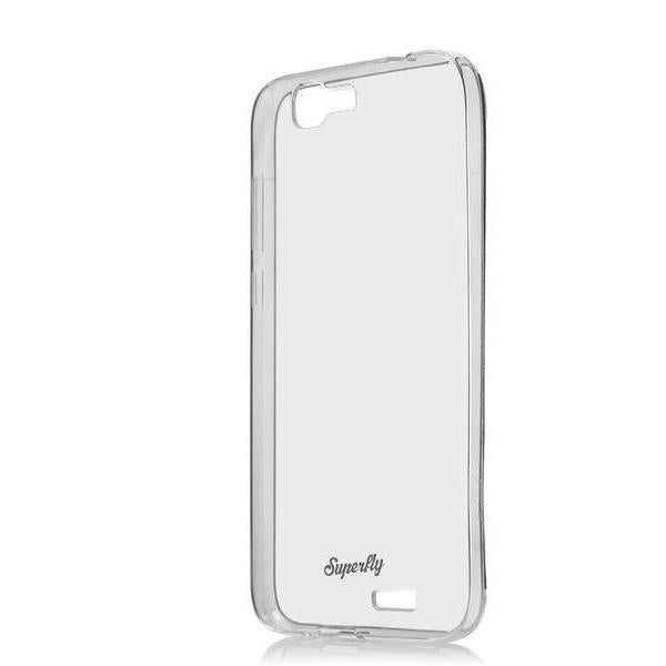 Superfly Soft Jacket Slim Huawei G7 Cover (Clear)