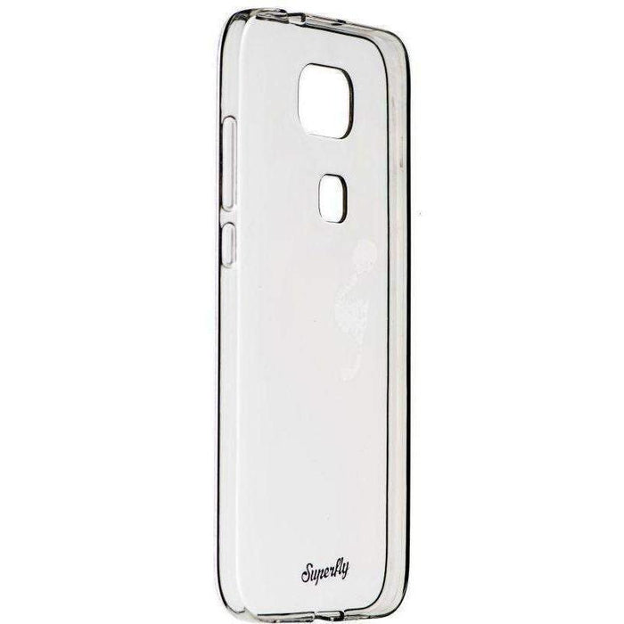 Superfly Soft Jacket Slim Huawei G8 Cover (Clear)