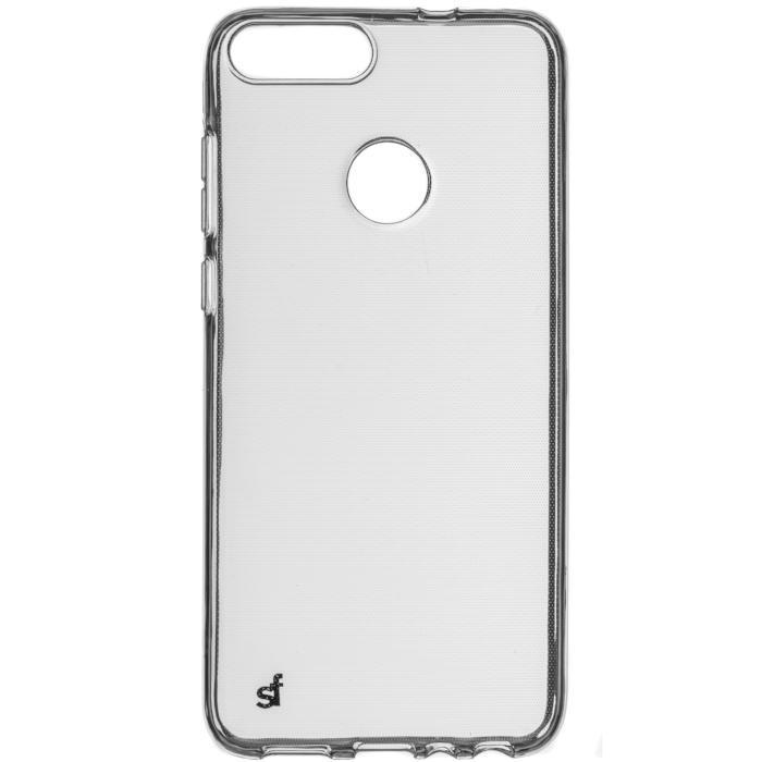 Superfly Soft Jacket Slim Huawei P Smart Cover (Clear)