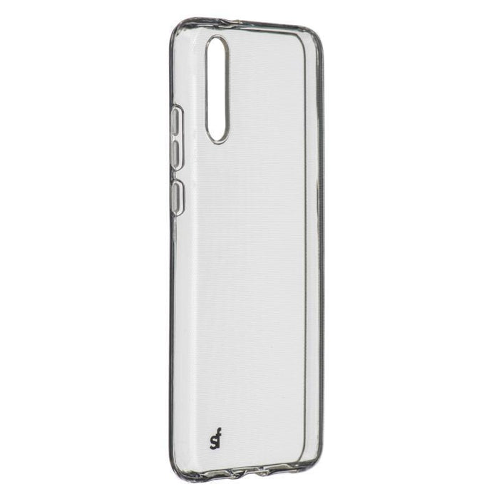 Superfly Soft Jacket Slim Huawei P20 Cover (Clear)