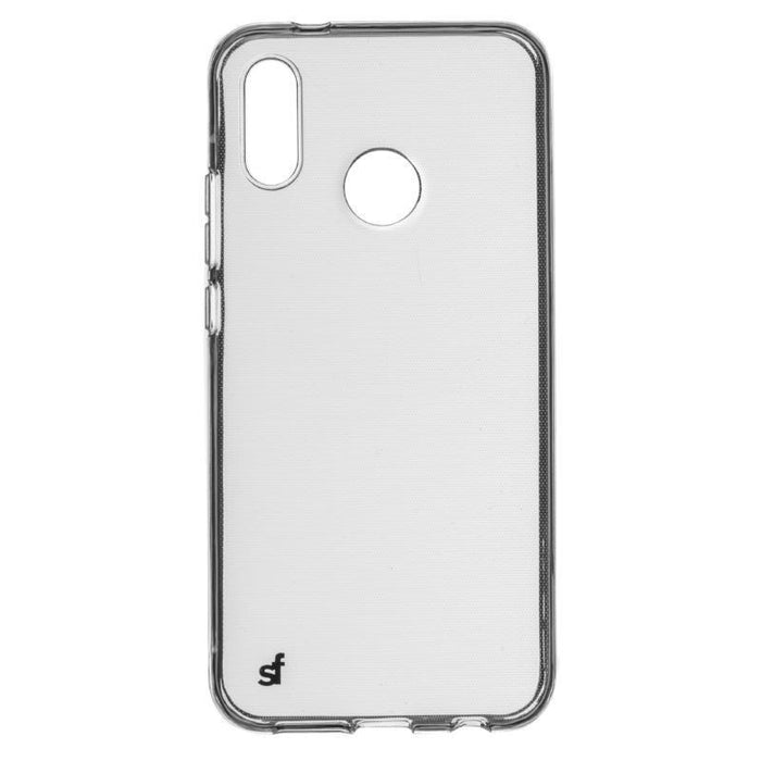 Superfly Soft Jacket Slim Huawei P20 Lite Cover (Clear)