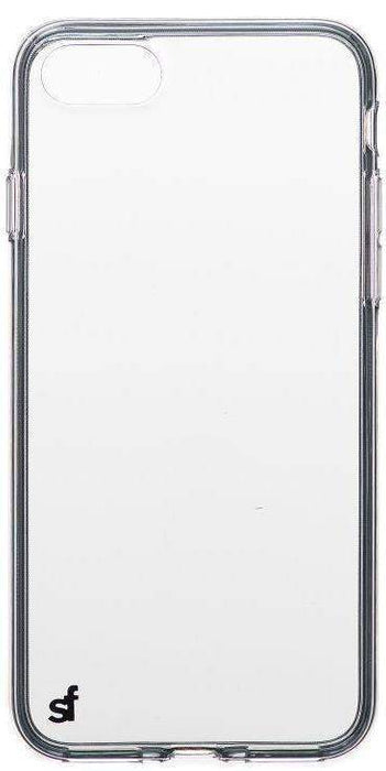 Superfly Soft Jacket Slim iPhone 7/8 Cover (Clear)