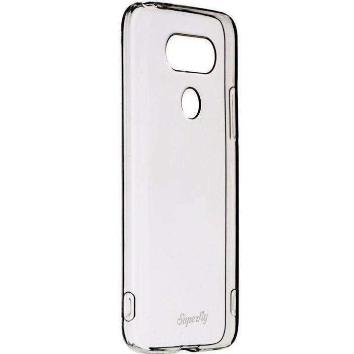 Superfly Soft Jacket Slim LG G5 Cover (Clear )