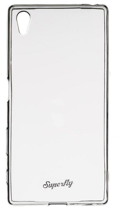 Superfly Soft Jacket Slim Sony Xperia XZ Cover (Clear)