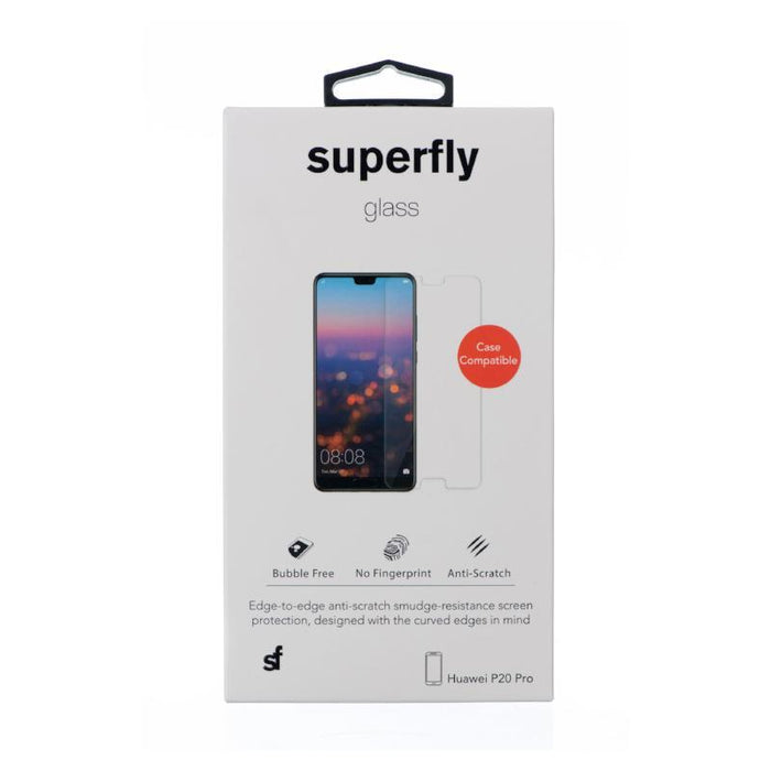 Superfly Tempered Glass Screen Protector Huawei P20 Pro