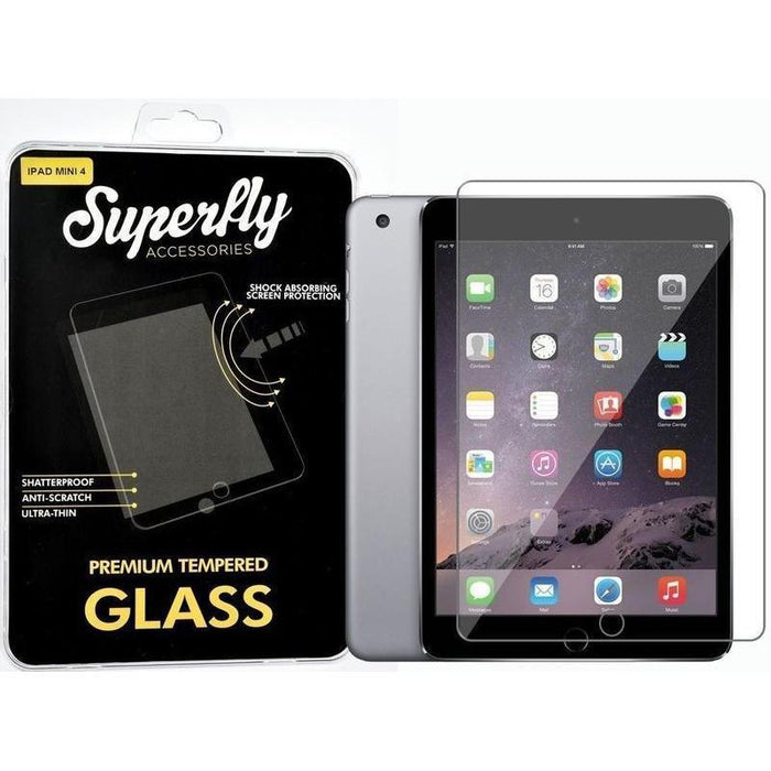 Superfly Tempered Glass Screen Protector iPad Mini 4