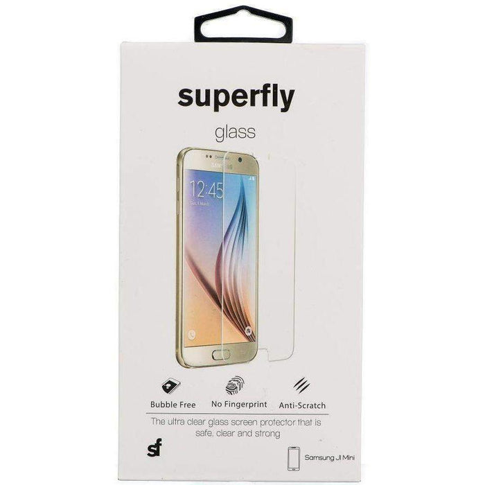 Superfly Tempered Glass Screen Protector Samsung Galaxy J1 Mini