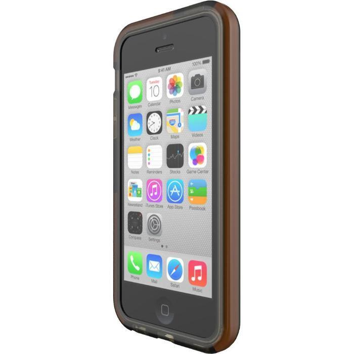 Tech21 Check Band iPhone 5C Cover (Smokey)