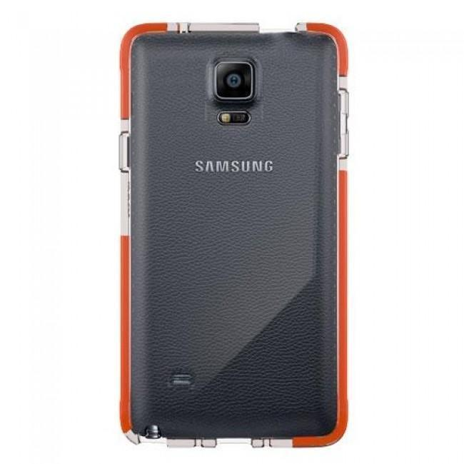 Tech21 Classic Mesh Samsung Note 4 Cover (Clear)