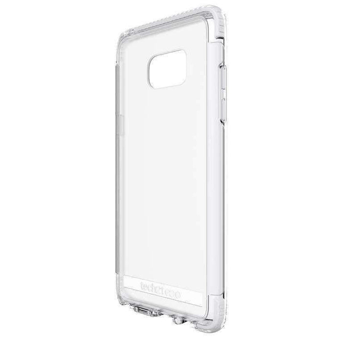 Tech21 Evo Frame Samsung Note 7 Cover (Clear/White)