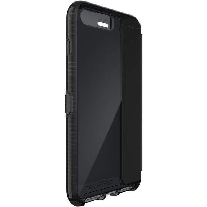 Tech21 Evo Wallet iPhone 7/8 Plus Cover (Black)
