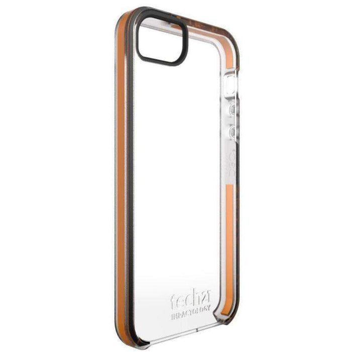 Tech21 Impact Frame iPhone 5/5S Cover (Clear)