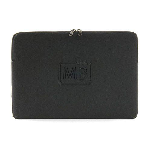 "Tucano Elements Neoprene Laptop Sleeve 15"" (Black)"