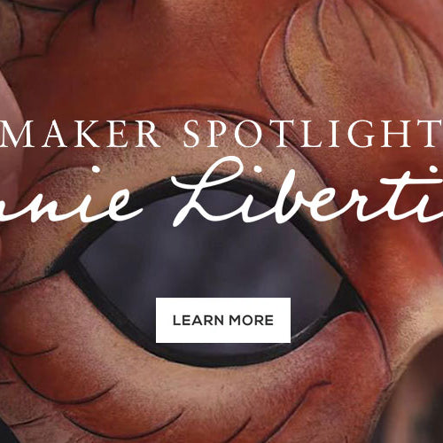 Maker Spotlight - Annie Libertini