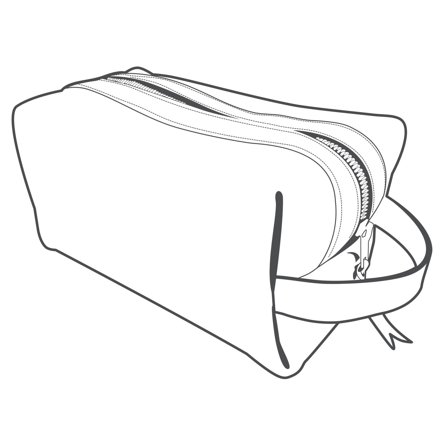TandyPro® Dopp Kit Template