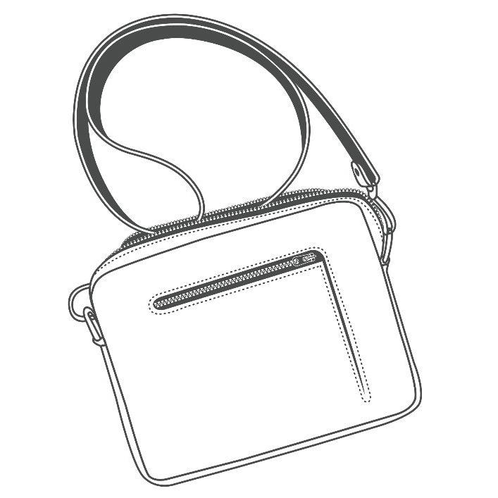 Makers Madison Crossbody Bag