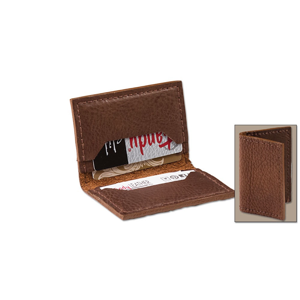 Bison Card Case Kit