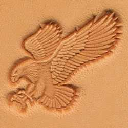 Attack Eagle Craftool® 3-D Stamp