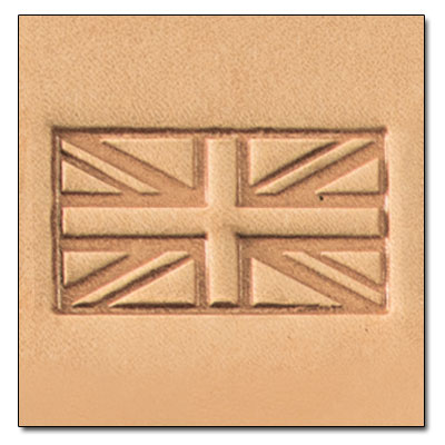 Craftool® 3-D Stamp British Flag