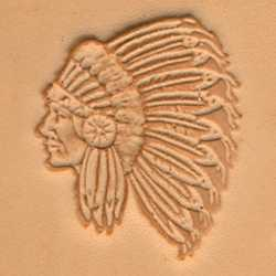 Indian Chief Craftool® 3-D Stamp