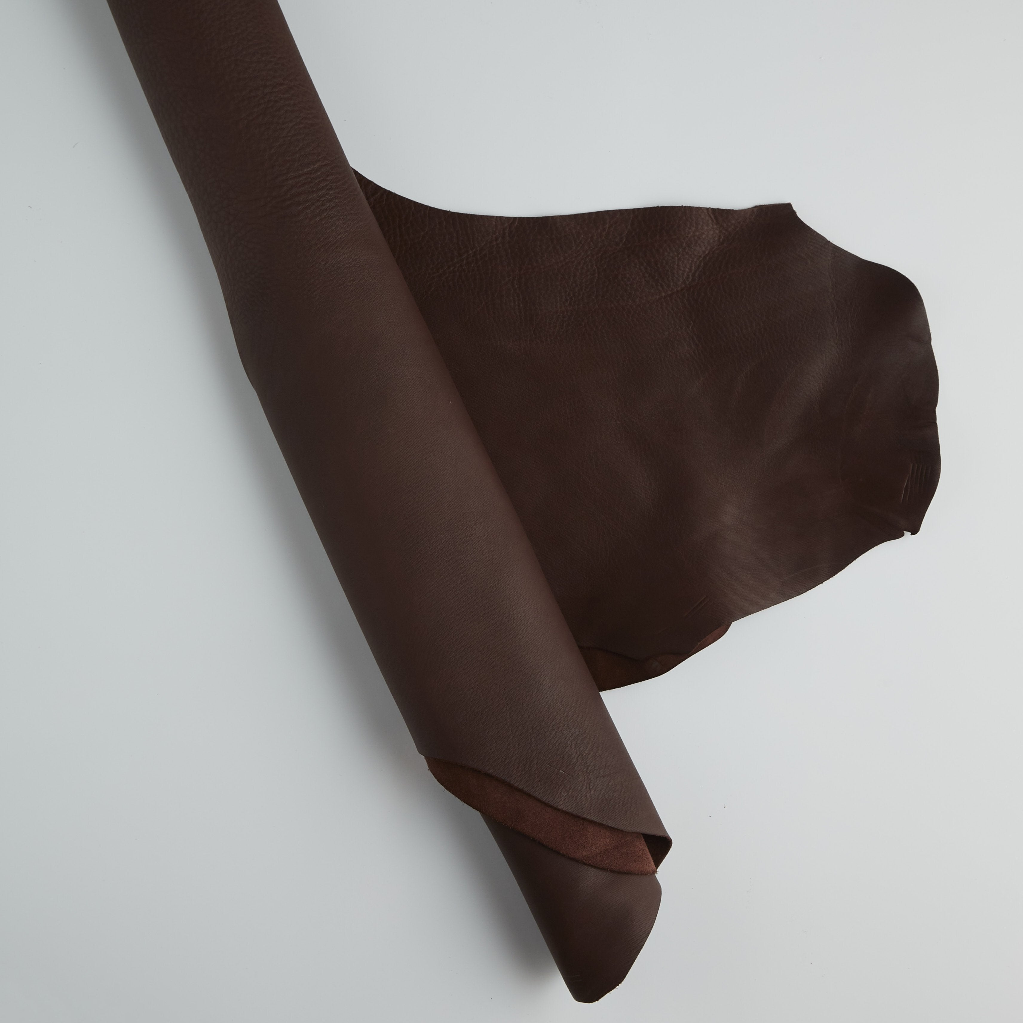 Italian Sides Soft Milled Chocolate Brown