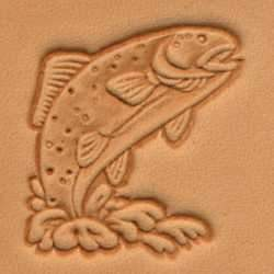 Trout Craftool® 3-D Stamp