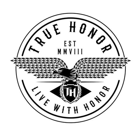 True Honor Eagle T-Shirt