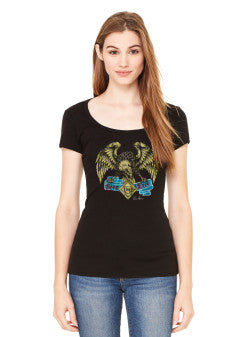 Born Free Women's Scoop Neck