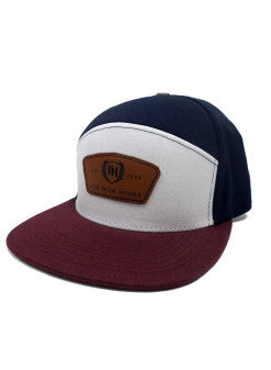 Connection Snap Back Navy/Red/White