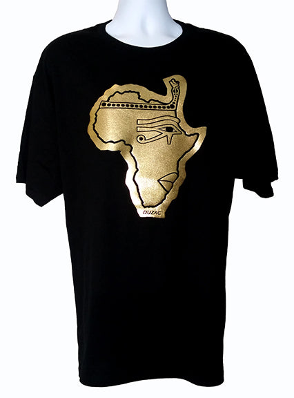 Phat of the Land Gold Foil T-shirt