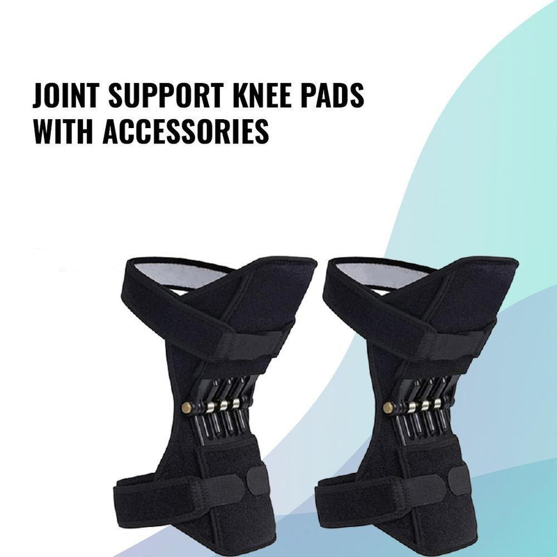 Joint Support Power Knee Pads