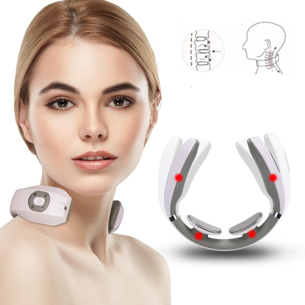 Smart Neck Massager - USB Rechargeable