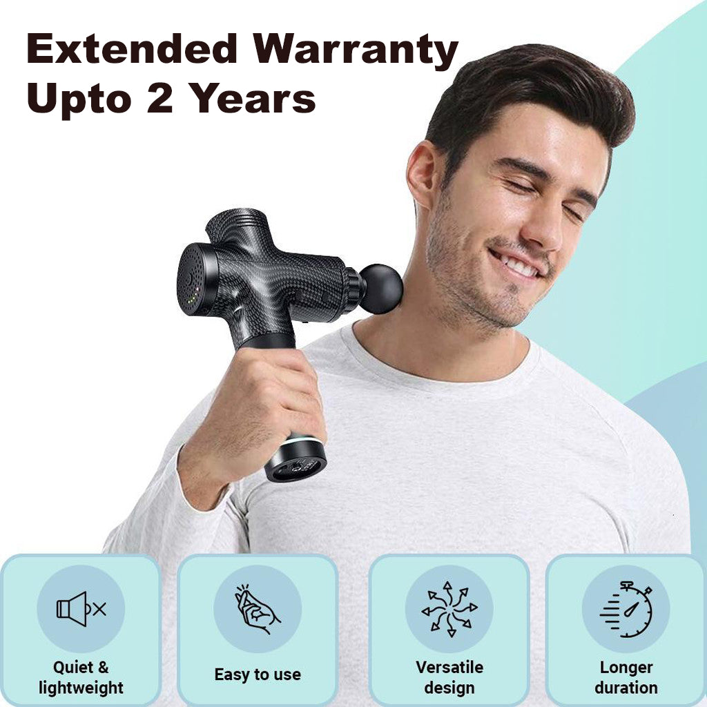 Extended 1 Year Warranty For Healing Gun