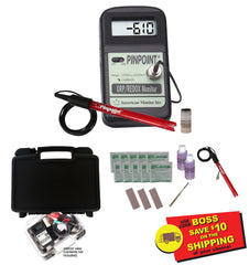 <i>    PINPOINT</i>® ORP Monitor Deluxe Kit
