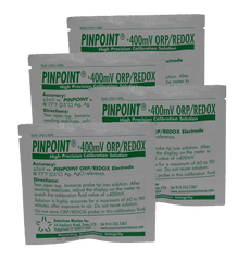 <i>PINPOINT</i>® ORP/REDOX Calibration Fluid (set of 4 pouches)