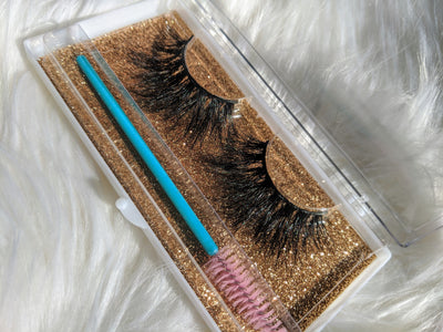 """Turks And Caicos""-Mink Lashes"
