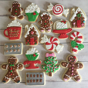 Gingerbread Bakery Set | Christmas Flash Sale