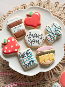 Teacher Appreciation Minis | Choose by-the-dozen or 5-count bags