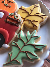 Load image into Gallery viewer, Fall Truck Cookies
