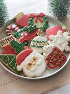Assorted Christmas Cookies Full Size | Flash Sale