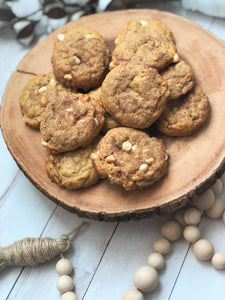 Chewy Pumpkin Snickerdoodle Cookies {Locals Only}