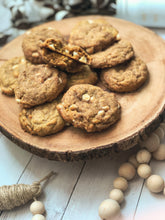 Load image into Gallery viewer, Chewy Pumpkin Snickerdoodle Cookies {Locals Only}