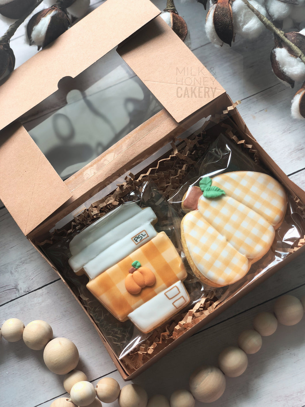 2 Cookie Fall Gift Set